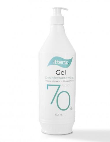 ÁLCOOL-GEL 1L